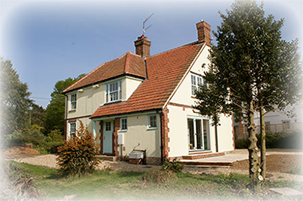 Blakeney Holiday Cottage Norfolk